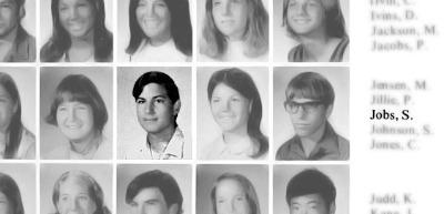 Steve Jobs a los 16 años